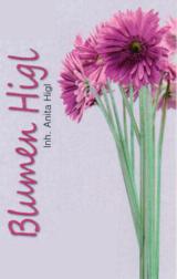 Blumen Higl